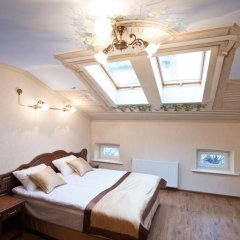 Гостевой Дом Inn Lviv 4* Стандартный номер фото 24