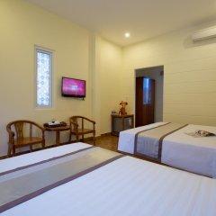 Отель Blue Paradise Resort 2* Улучшенный номер с различными типами кроватей фото 13