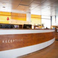 Отель Scandic Espoo Эспоо интерьер отеля