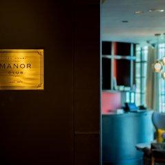Отель Rosewood Abu Dhabi 5* Стандартный номер с различными типами кроватей фото 2