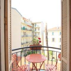 Отель Riviera Palais Sylvia балкон