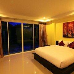 Отель Nicha Residence 3* Улучшенный номер с различными типами кроватей фото 4