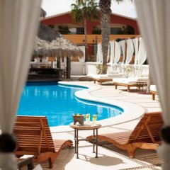 Bahia Hotel & Beach House 3* Номер Делюкс с разными типами кроватей фото 7