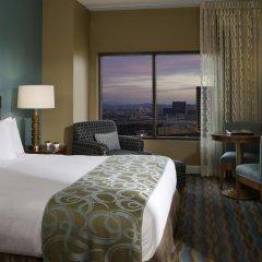 Отель Hilton Grand Vacations on the Las Vegas Strip 4* Студия с различными типами кроватей фото 4