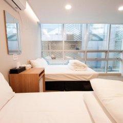 K-grand Hostel Myeongdong Стандартный семейный номер фото 13