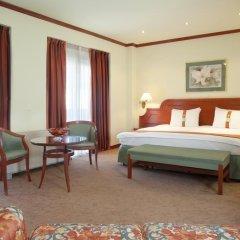 Отель Holiday Inn Thessaloniki 5* Полулюкс с различными типами кроватей
