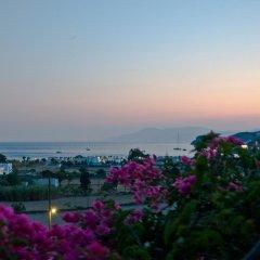 Отель Eva Villa пляж