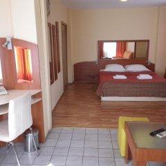 Семейный Отель Палитра 3* Номер категории Эконом с 2 отдельными кроватями фото 7