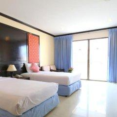 Отель Mike Beach Resort Pattaya 3* Стандартный номер с разными типами кроватей фото 7
