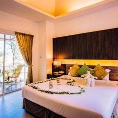 Отель Al's Laemson Resort 3* Вилла Делюкс с различными типами кроватей фото 8