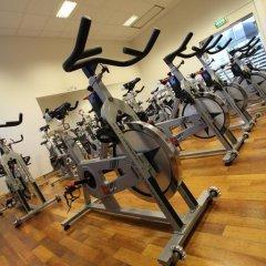 Отель Scandic Valdres фитнесс-зал фото 2