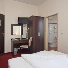 Novum Hotel Eleazar City Center 3* Стандартный номер двуспальная кровать фото 12