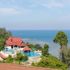 Отель Aquamarine Resort & Villa 4* Вилла с различными типами кроватей фото 11