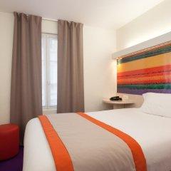 Comfort Hotel Paris La Fayette 3* Стандартный номер с различными типами кроватей фото 5