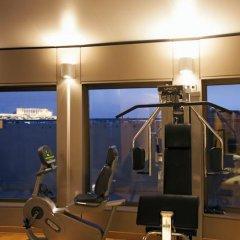 Отель Melia Athens Греция, Афины - 3 отзыва об отеле, цены и фото номеров - забронировать отель Melia Athens онлайн фитнесс-зал фото 3