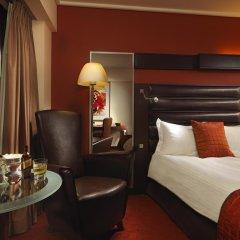 Отель Crowne Plaza Athens City Centre 5* Стандартный номер фото 2
