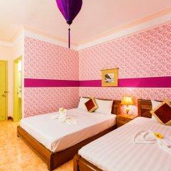 Отель Vy Hoa Hoi An Villas 3* Номер Делюкс с различными типами кроватей фото 4