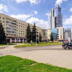 Апартаменты Белрент Минск парковка