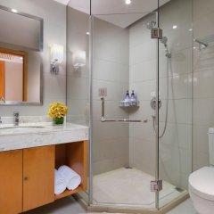 Отель Hangzhou Hua Chen International 4* Стандартный номер с различными типами кроватей фото 6