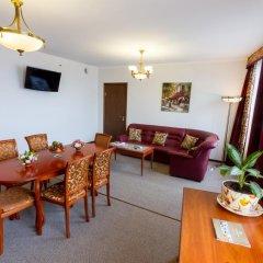 Гостиница Аструс - Центральный Дом Туриста, Москва 4* Люкс с различными типами кроватей фото 3