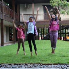 Отель Villa Phra Sumen Bangkok Таиланд, Бангкок - отзывы, цены и фото номеров - забронировать отель Villa Phra Sumen Bangkok онлайн фитнесс-зал фото 2