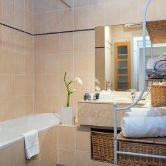 Отель Appartement Centre Ville Massena Франция, Ницца - отзывы, цены и фото номеров - забронировать отель Appartement Centre Ville Massena онлайн ванная