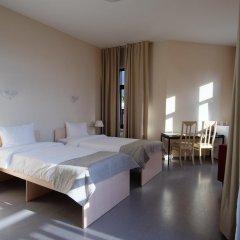 Гостиница Riders Lodge 2* Улучшенный номер с 2 отдельными кроватями фото 5