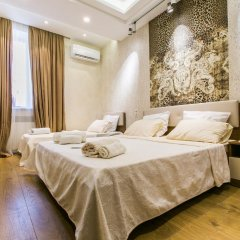 Отель Sweet Home 3 at Freedom Square Улучшенные апартаменты с различными типами кроватей фото 32