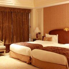 Legendale Hotel Beijing 5* Номер Noble grand с двуспальной кроватью фото 3