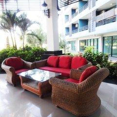 Отель Baan Bangsaray Condo Банг-Саре интерьер отеля