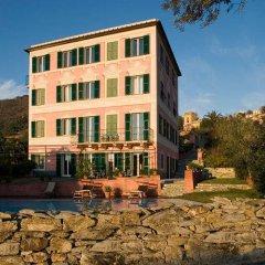 Отель Villa Rosmarino Камогли пляж фото 2