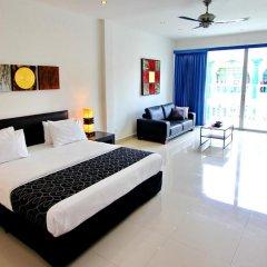 Отель East Suites Стандартный номер с различными типами кроватей фото 14