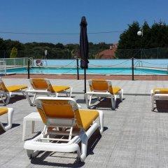 Отель Campomar Испания, Арнуэро - отзывы, цены и фото номеров - забронировать отель Campomar онлайн бассейн фото 2