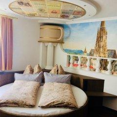 Отель Pension Haus Sanz комната для гостей