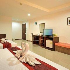Отель Lada Krabi Residence 2* Номер категории Эконом с различными типами кроватей фото 10