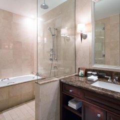 Лотте Отель Москва 5* Улучшенный номер разные типы кроватей фото 13