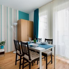 Апартаменты Sun Resort Apartments Студия Делюкс с различными типами кроватей фото 15