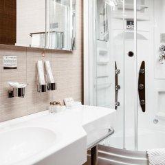 Отель Маркштадт Челябинск ванная