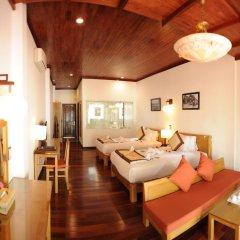 Отель Vinh Hung Riverside Resort & Spa 3* Номер Делюкс с различными типами кроватей