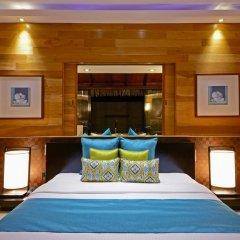 Отель Adaaran Prestige Vadoo 5* Вилла с различными типами кроватей фото 21