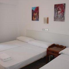Отель Hostal Las Nieves комната для гостей