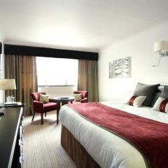 DoubleTree by Hilton Hotel Glasgow Central 4* Стандартный номер с двуспальной кроватью фото 5
