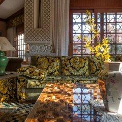 Отель Riad Alhambra комната для гостей фото 4