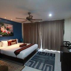 Отель The Guide Hometel 2* Номер Делюкс разные типы кроватей фото 9