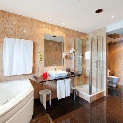 Отель Melia Alicante 4* Улучшенный люкс с различными типами кроватей фото 4