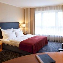 Steigenberger Hotel Hamburg 5* Стандартный номер двуспальная кровать фото 3