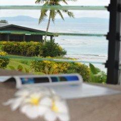 Отель Taveuni Island Resort And Spa балкон