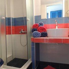 Отель Kalamitsi Studios ванная