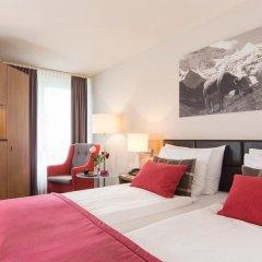 Ameron Luzern Hotel Flora 4* Номер Комфорт с различными типами кроватей