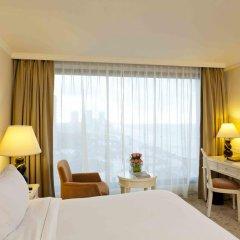 Отель The Kingsbury 5* Улучшенный номер с различными типами кроватей фото 5